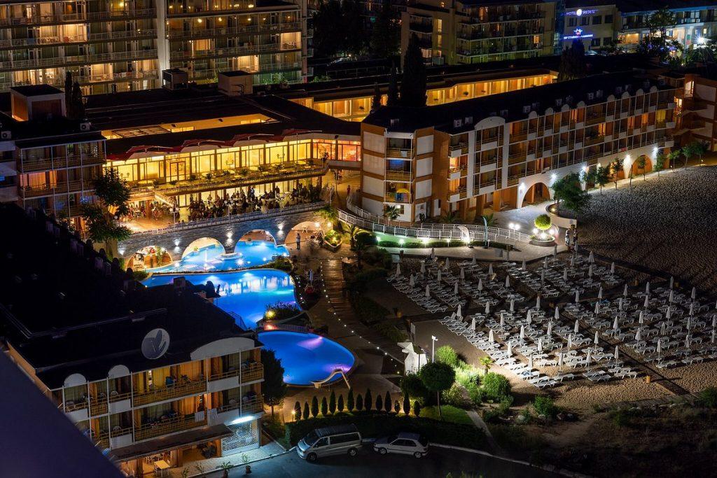 מלון החוף של נסבר (מקור: Trip Advisor)